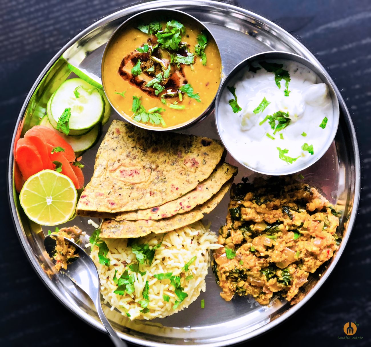 Indian Meals-A Complete Balanced Diet