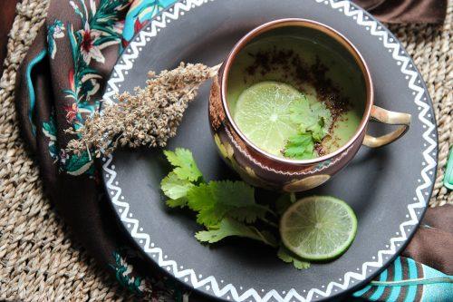 Vegan Buttermilk or Chhaas